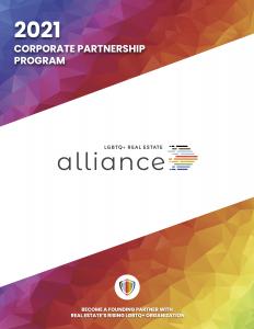 Corporate Partner Presentation Cover