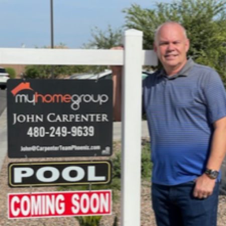 Profile picture of John Carpenter, Realtor, My Home Group