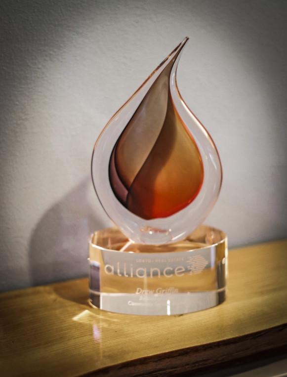 Drew Griffin Beacon of Light Award
